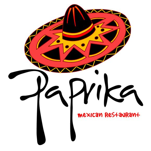 30 best restaurant logos ever noticed paprika mexican restaurant rh pinterest com mexican restaurant logo design mexican food restaurants logos