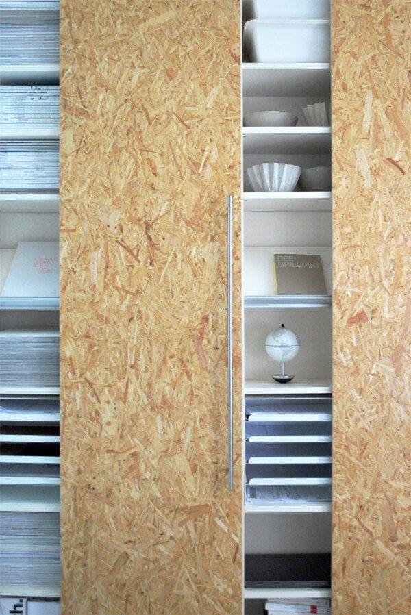 DIY Schiebetüren selber machen IKEA Hack Billy (10) möbel Pinterest - schiebetüren für badezimmer