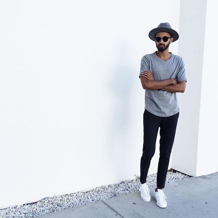 "@brandonduvall on Instagram: ""50 Shades of grey. : @alex_georgy Shop this look now at @liketoknow.it www.liketk.it/1HJxg #liketkit"""