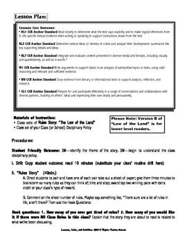 Middle School Worksheets On Identifying Theme - Worksheet .