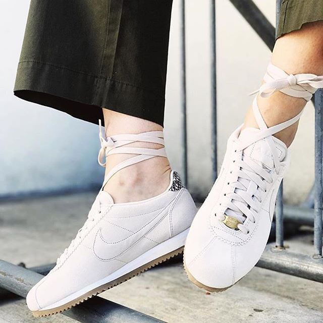 latest fashion united kingdom low priced Nike Cortez x A.L.C. by @the.girlish.tomboy Hip hop ...