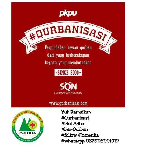 Sehat Mampu Menolong Sosial Rumahsakit Qurban Rsmeilia Pkpu Gerai Cibubur Depok Cileungsi Bekasi Bogor Jakarta