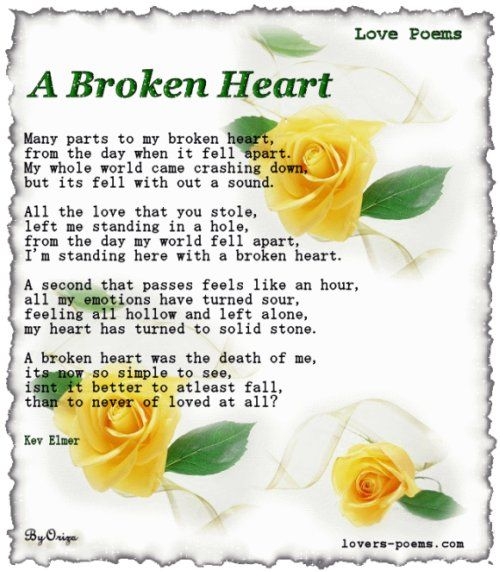 When A Child Breaks Your Heart Quotes: Love Letters For Him From The Heart