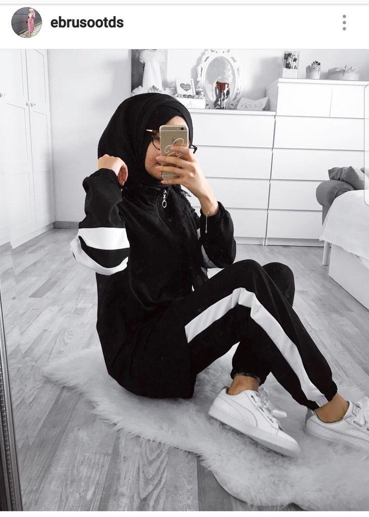 Sport Hijab Sport Hijab Chic Casual Hijab Outfit Kiyafet