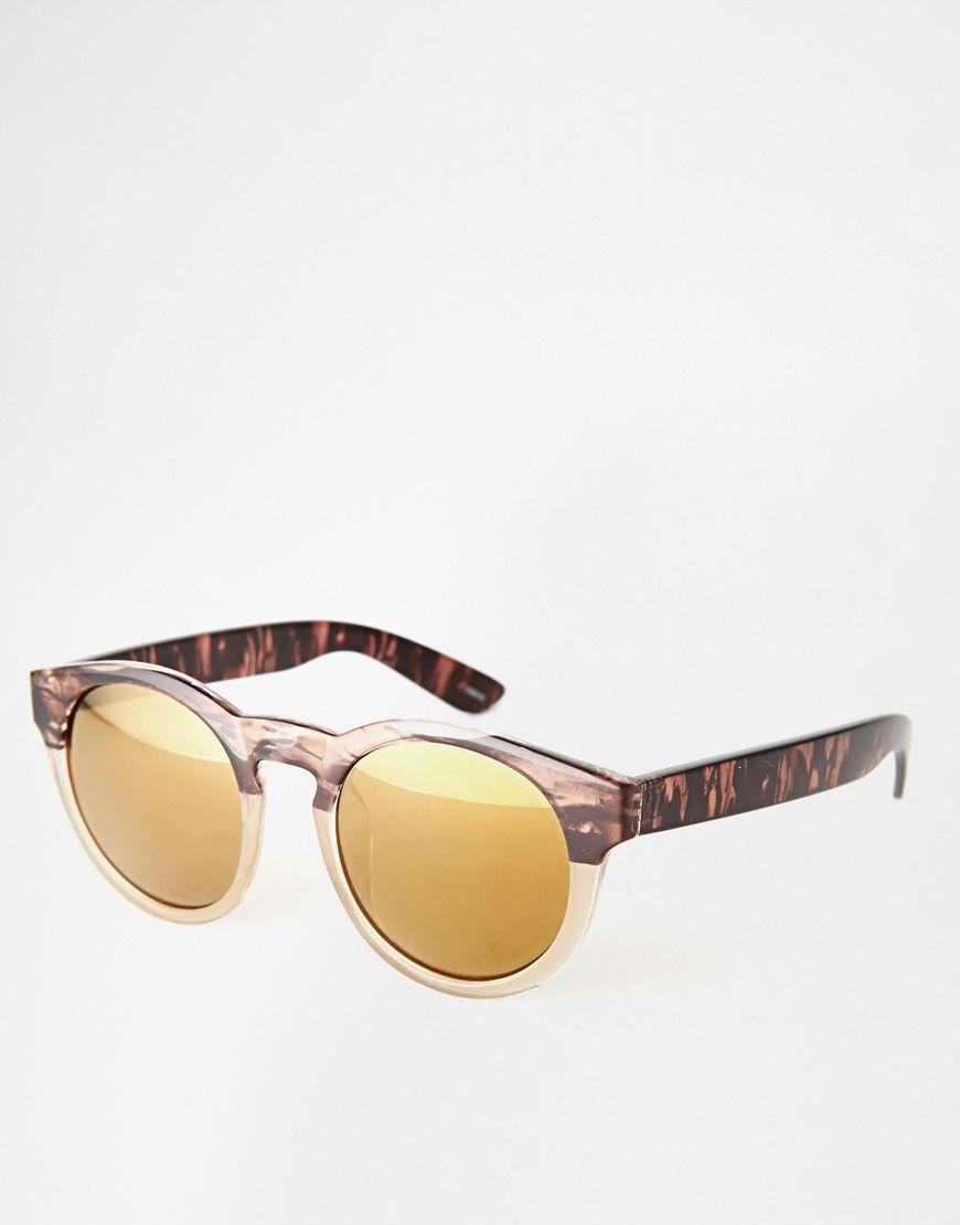 3dd7db474f Image 1 of Monki Dora Round Sunglasses