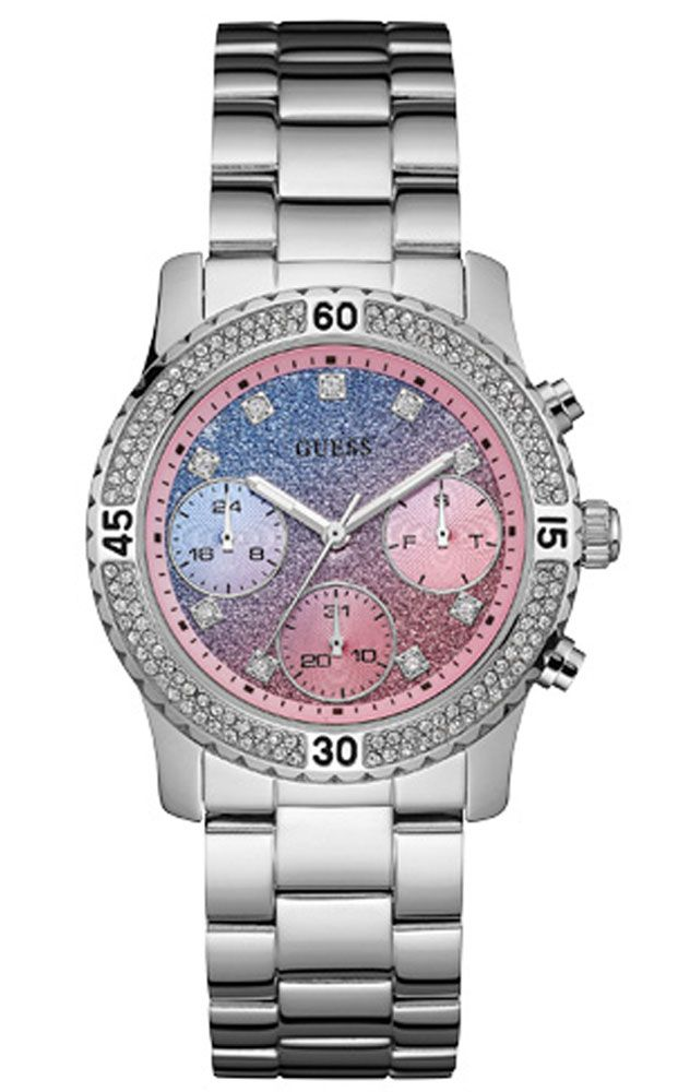 234346c9053d Reloj Guess Multifunción mujer Confetti W0774L1 Cronógrafo