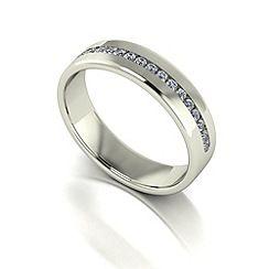 White Gold Wedding Rings Women Debenhams Cosas