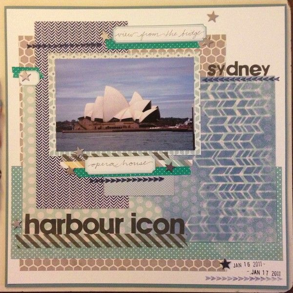 Harbour Icon - Two Peas in a Bucket