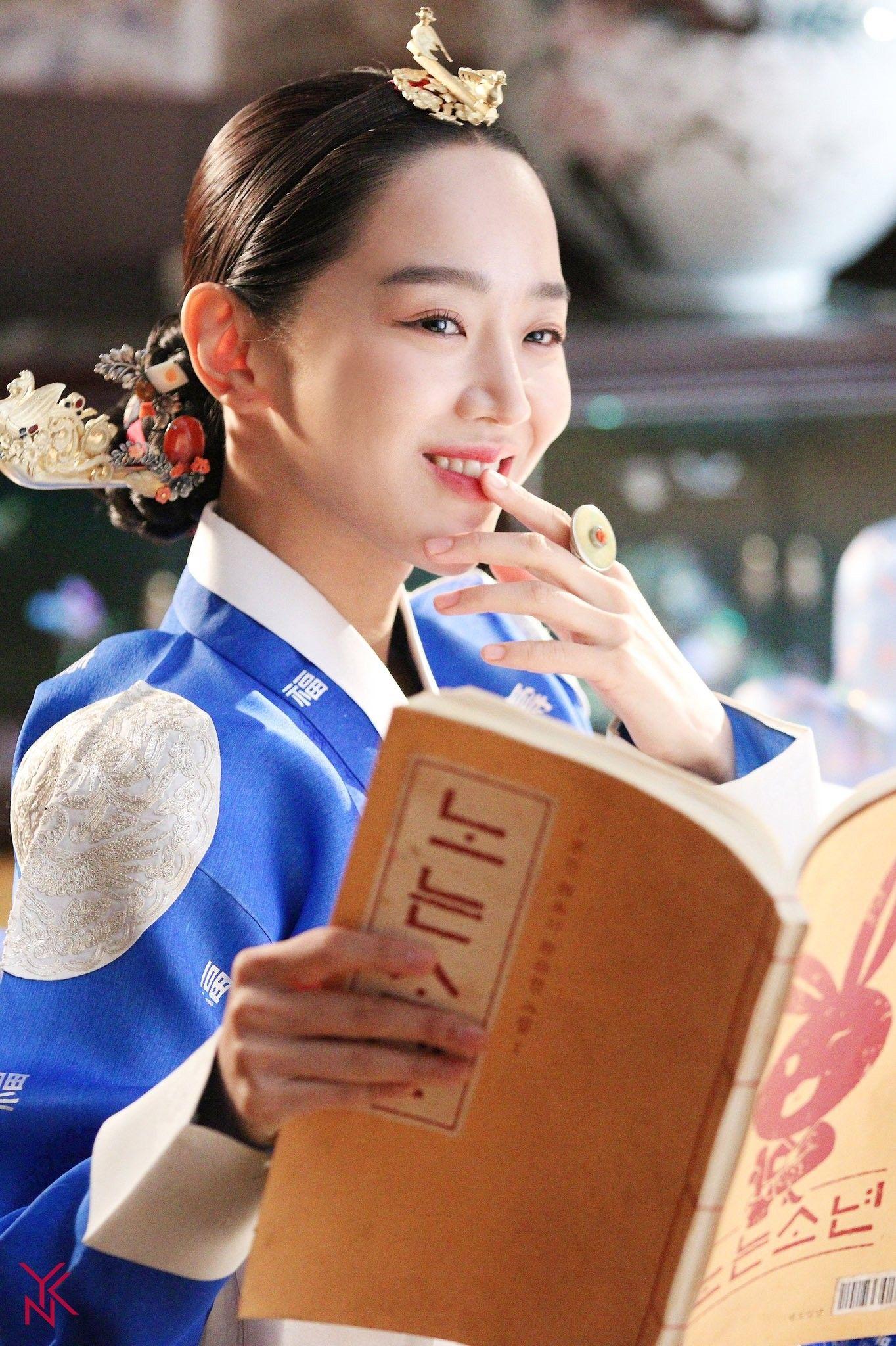 Shin Hye Sun As Kim So Yong Drama Tubuh Aktor