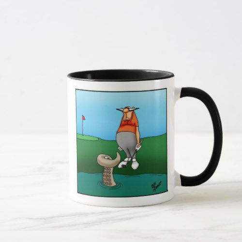 Hilarious Golf Humor Mug | Zazzle.com #golfhumor