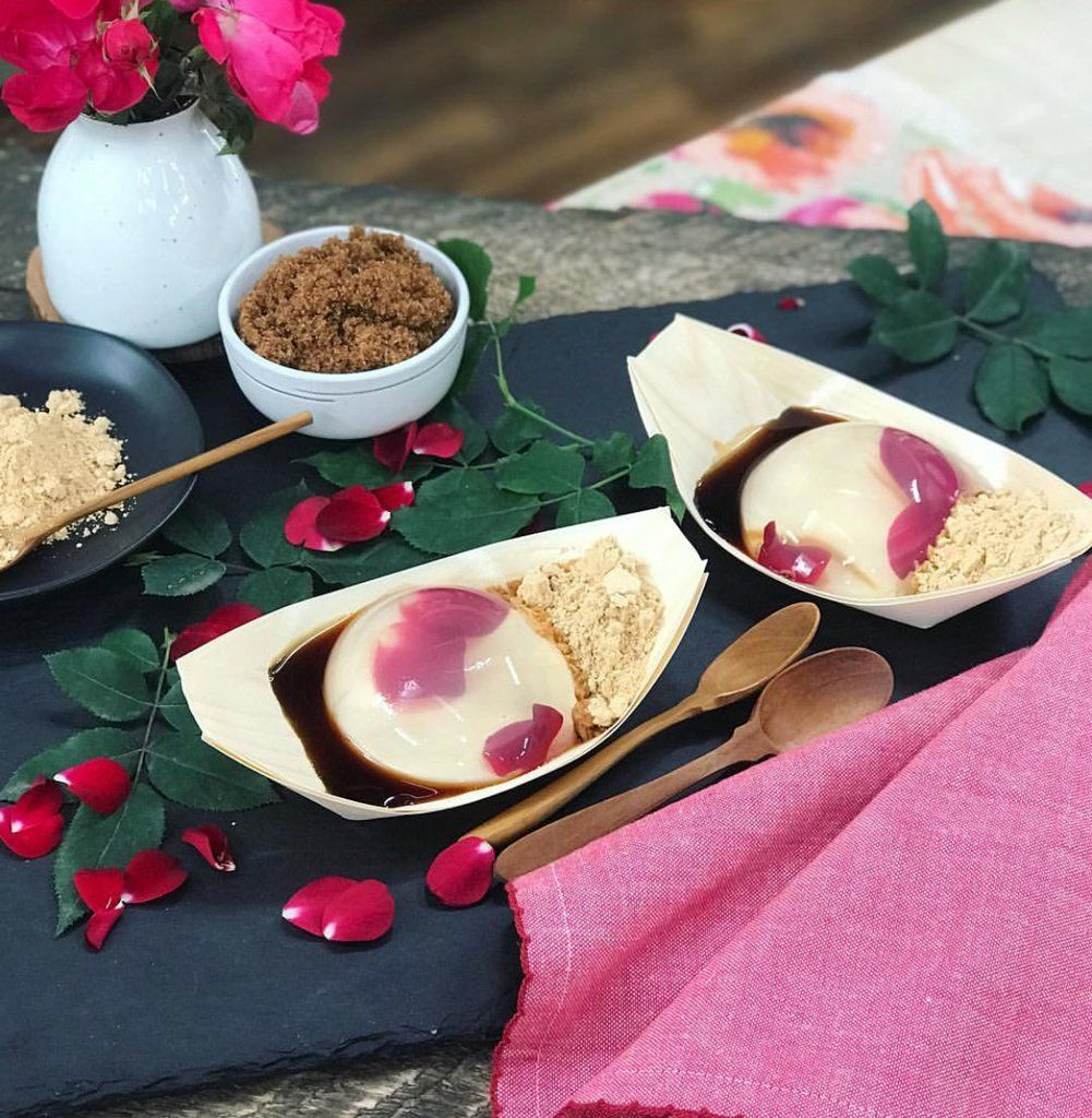 Raindrops On Roses | Raindrop Cake® | Dessert recipes, Drop