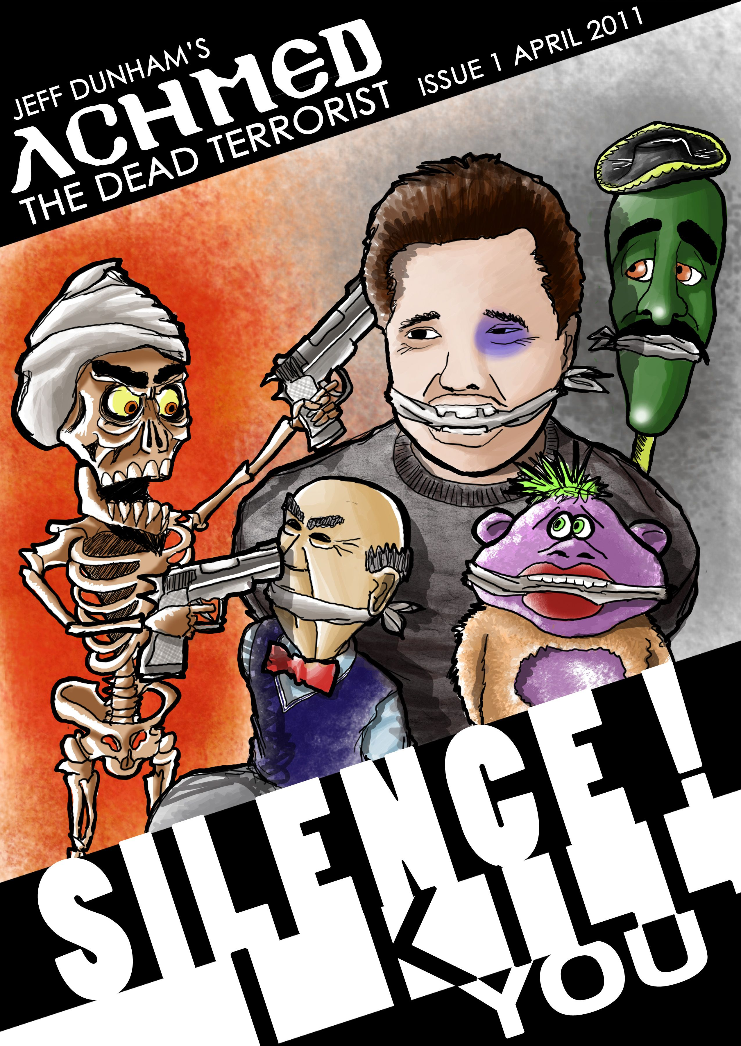 jeff dunham and puppets - ventrilquist and his puppets ...