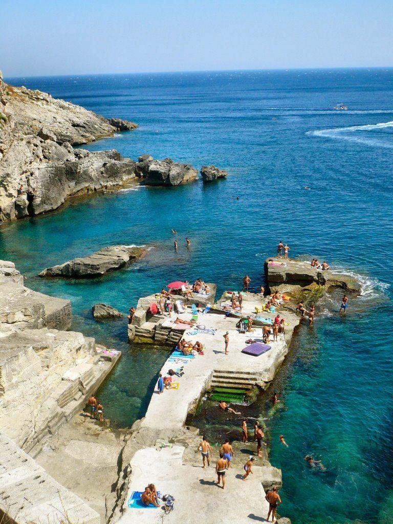 Costa Di Santa Cesarea Puglia Sicily Positano