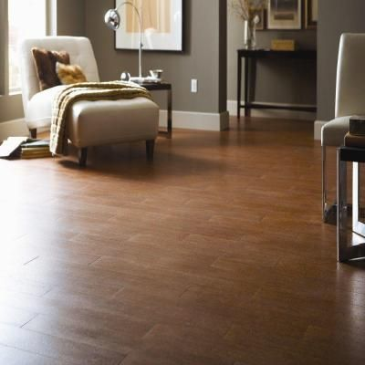 Millstead Burnished Straw Plank Cork 1332 In Thick X 5 12 In