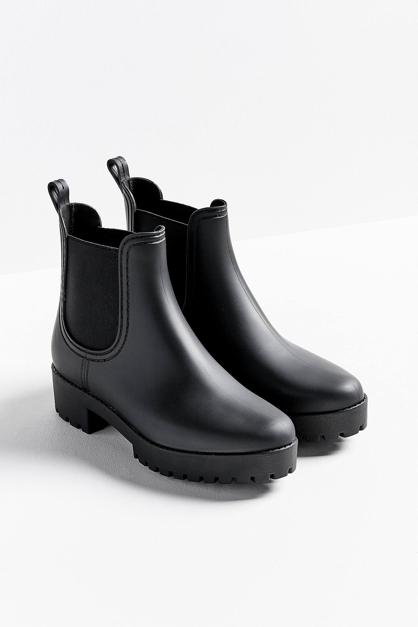 66942d9ed Jeffrey Campbell Cloudy Rain Boot