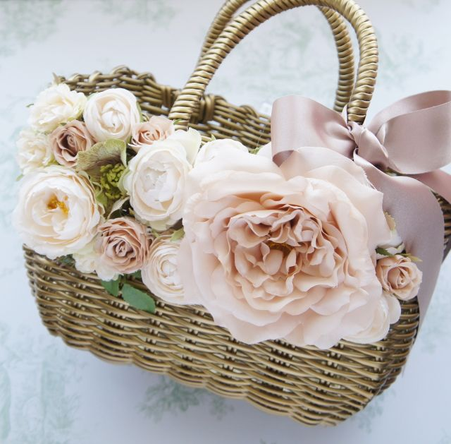 Flower Deco Bag