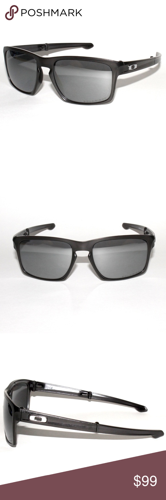 f049b09ffd2 Oakley folding sunglasses sliver oo brand new authentic png 580x1740  Folding sunglasses oakley