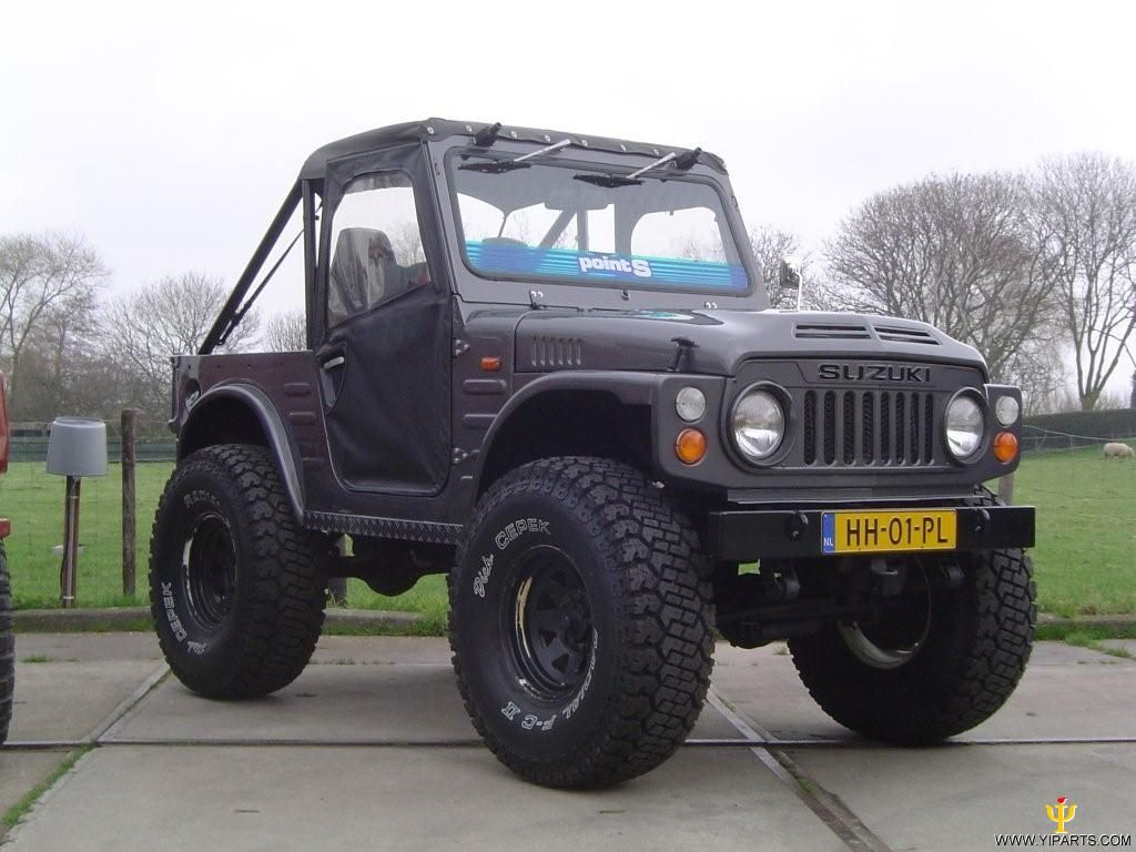Suzuki Lj80 Photos News Reviews Specs Car Listings Suzuki