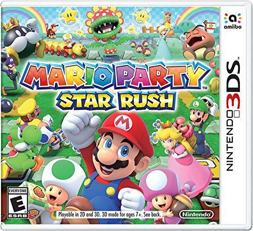 Mario Party Star Rush - Nintendo 3DS Nintendo | Danny's