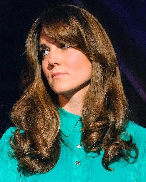 Blow Me Away Hair Obsession Kate Middleton Duchess Of Cambridge