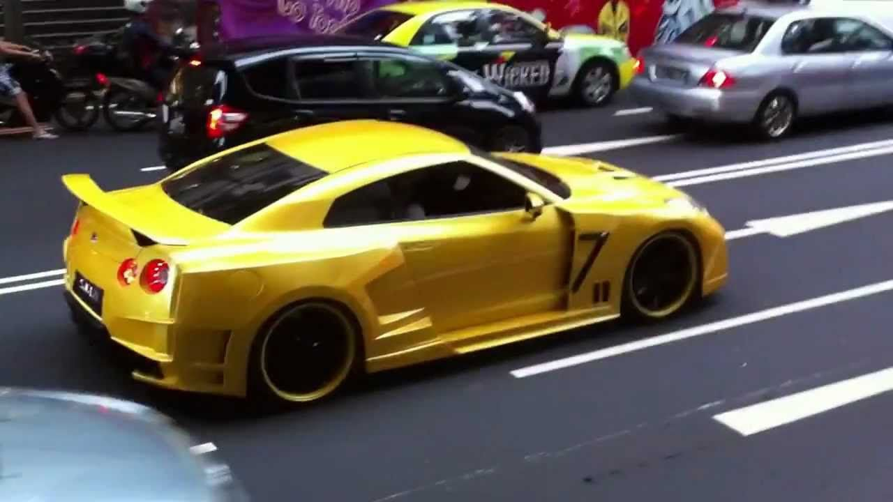 Cool Custom Wide Body Nissan GT R R35   Singapore Check More At Http: