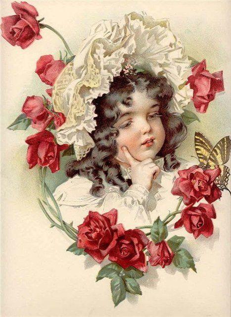 rosenmädchen