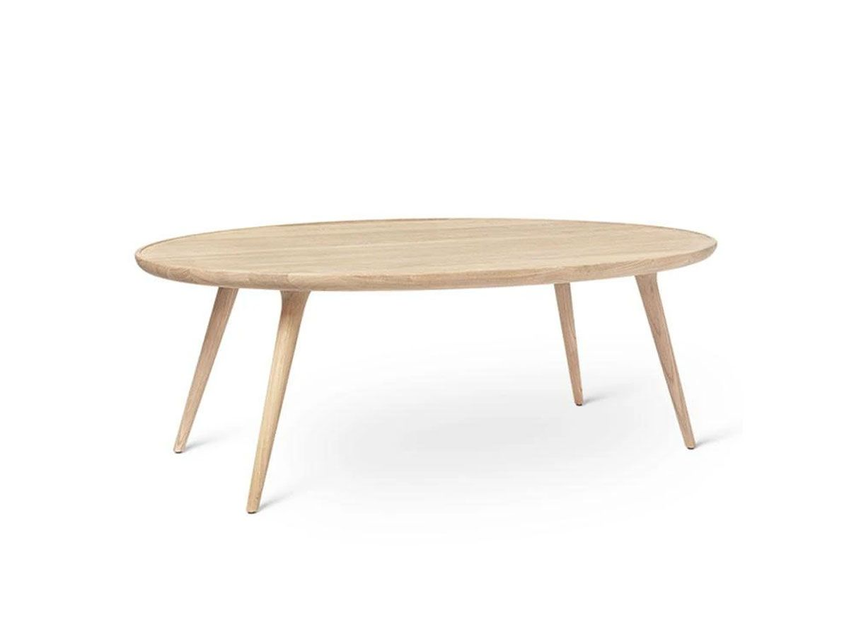 Mater Accent Oval Lounge Table In 2021 Minimalist Tables Table Coffee Table