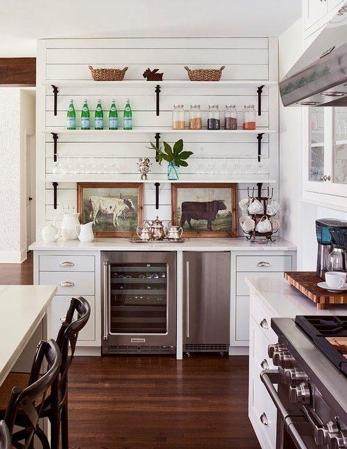 Cow Decor Get The Farmhouse Look Town Country Living Farmhouse Style Kitchen Home Kitchens Farmhouse Kitchen Decor