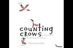 Book Trailer: Counting Crows by Kathi Appelt, illustrated by...
