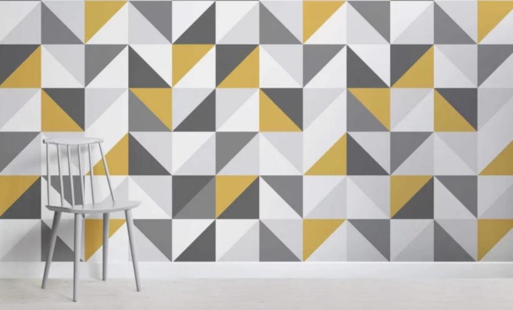 Pin by KreateCube on Home Decor Ideas Geometric pattern