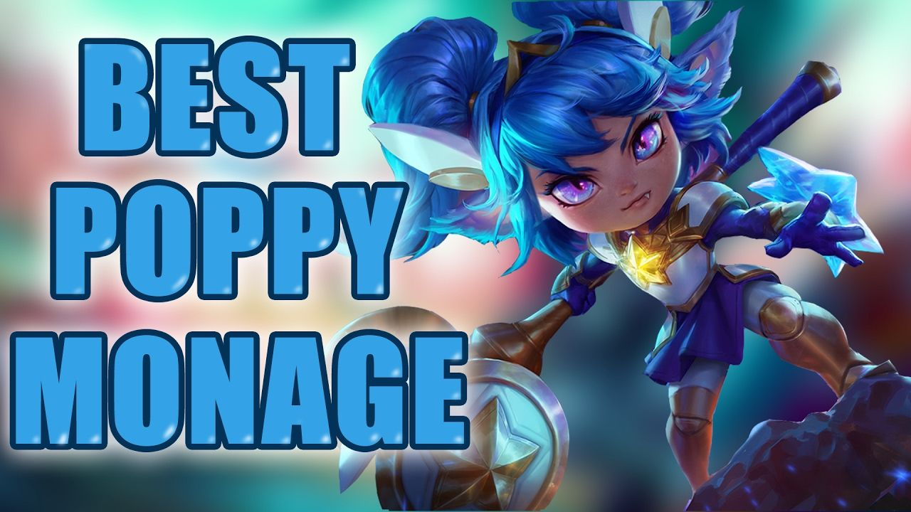 My first montage of poppy i wish you will like it https