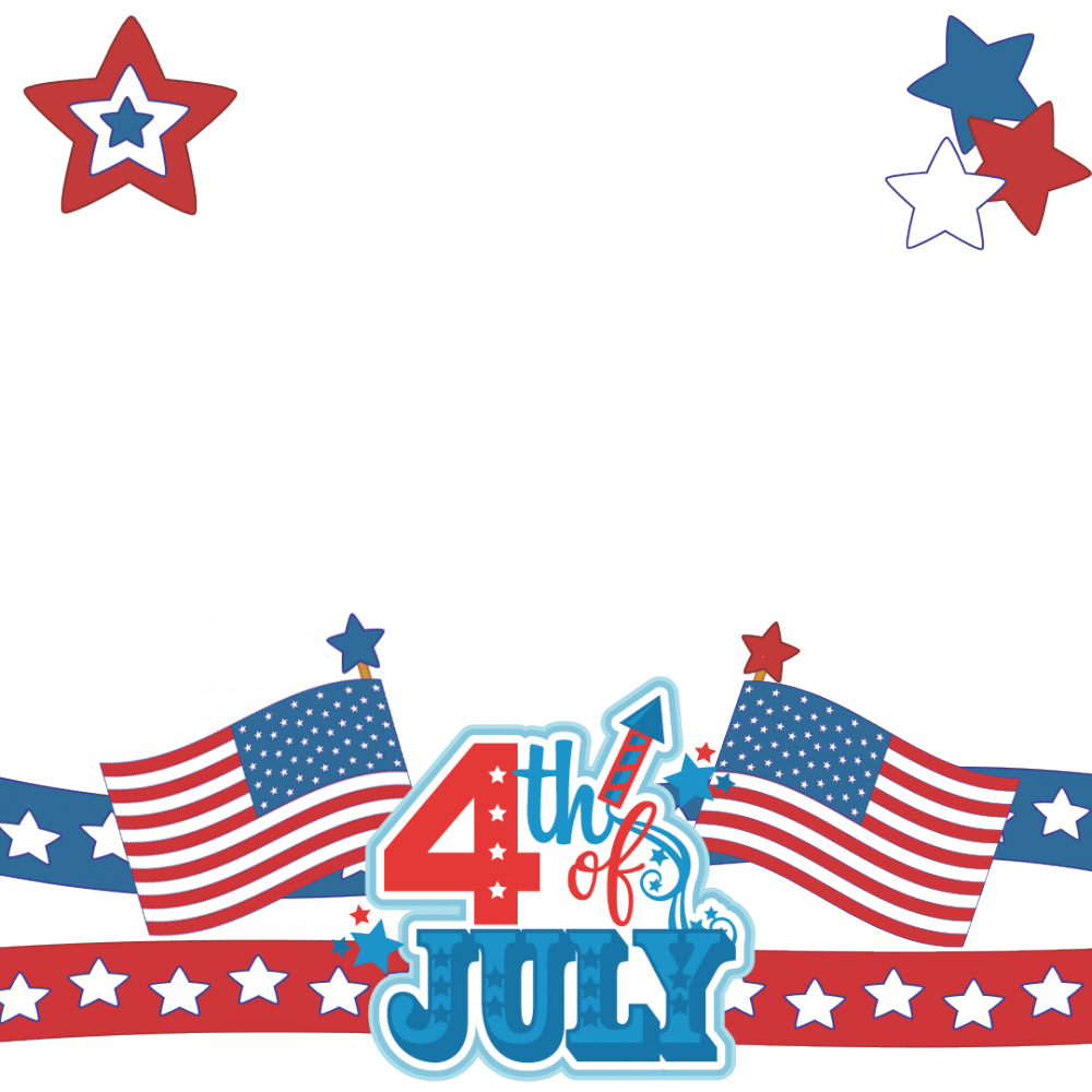 Us Independence Day 4th Of July Fb Profile Pic Frame Happy 4 Of July Facebook Frame Happy Fourth Of July