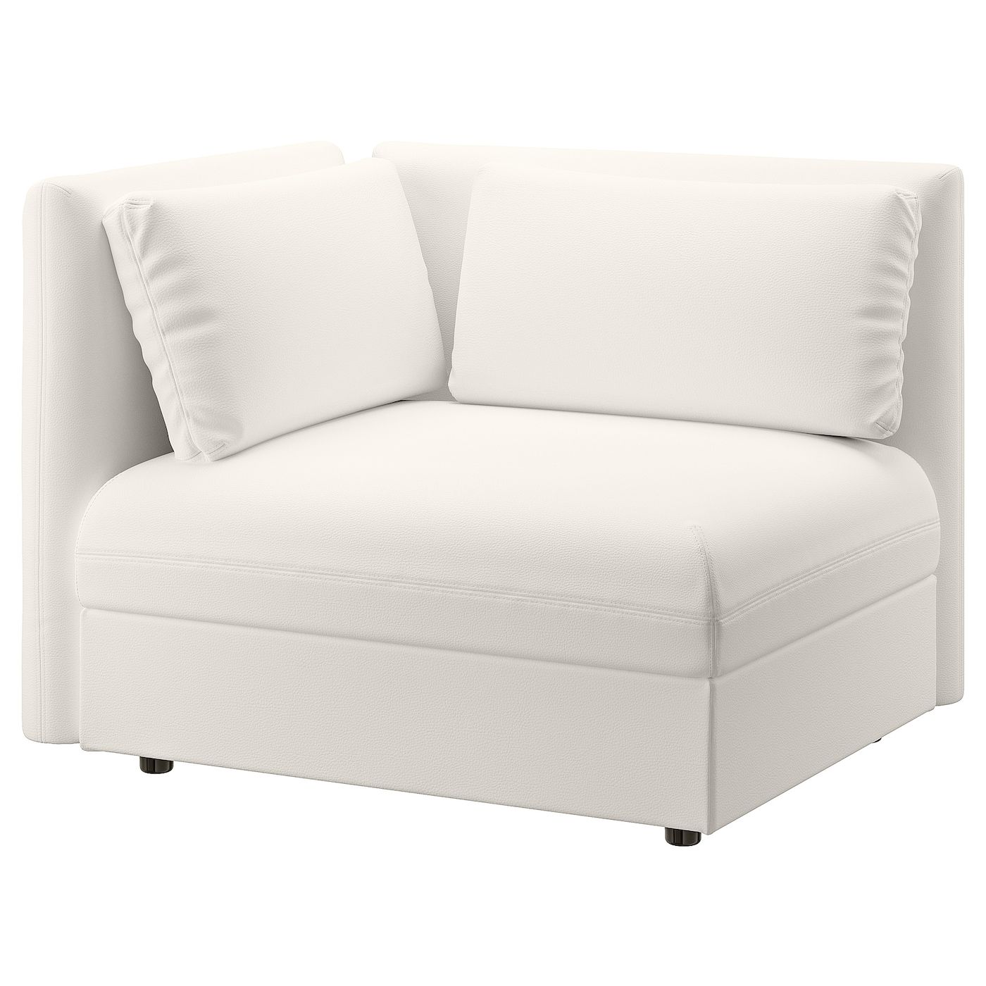 VALLENTUNA Sectional, 1seat Murum white Vallentuna
