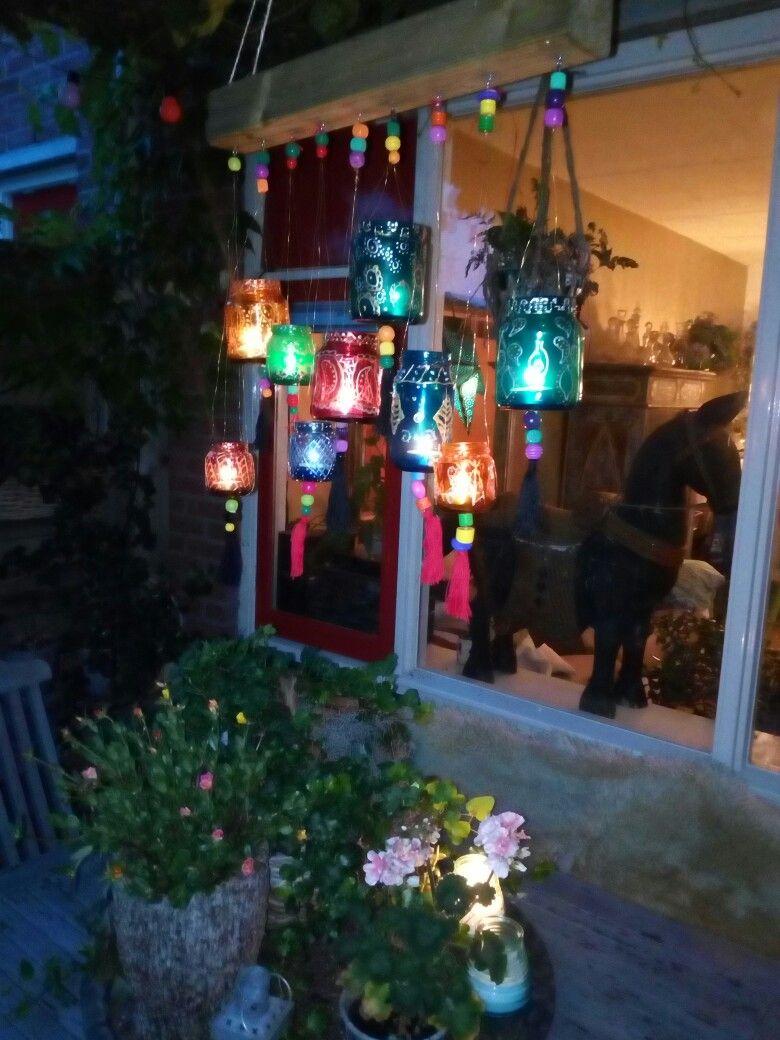 Pin van Kunst & Kolder op Lampenkappen pimpen of lampen