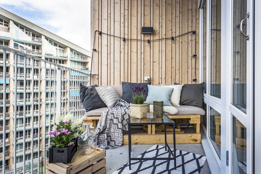 Leuk Driehoekig Balkon : Leuk driehoekig balkon balkon balcony terrace deco