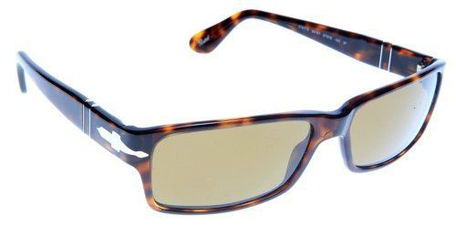 697086dd3a PERSOL 2747-S 2747S Tortoise 24 47 Polarized Sunglasses Brown Lens Size  57