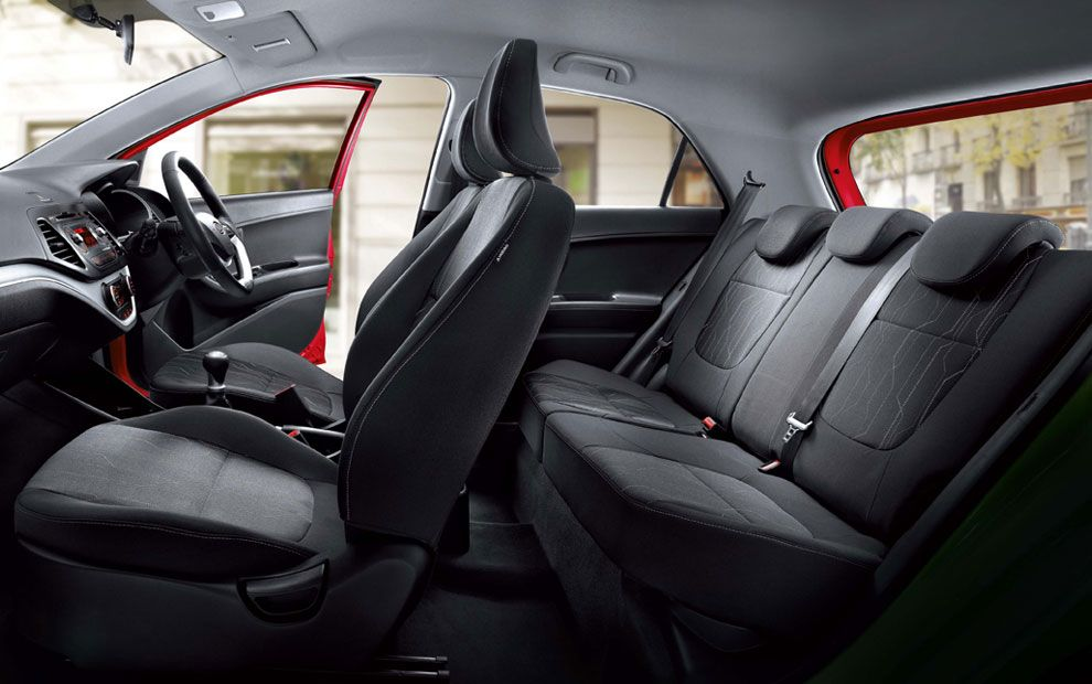 With The Interior Spaces To Be More Than Enough For 4 Adults And A