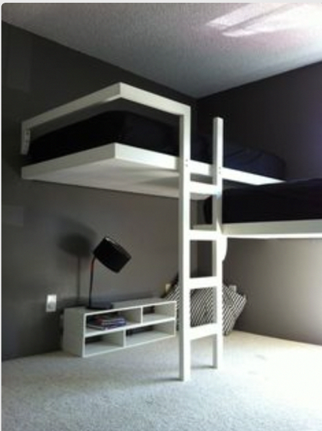 50 Modern Bunk Bed Design Ideas For Small Bedrooms Custom Bunk Beds Cool Loft Beds Cool Bunk Beds