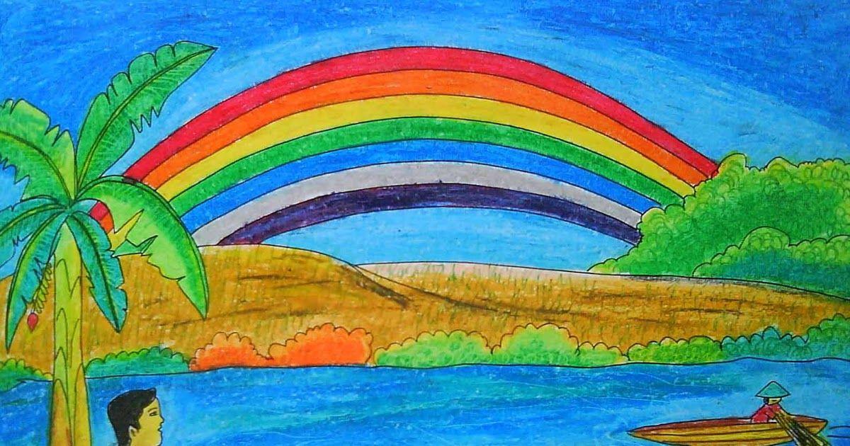 Https Ift Tt 2erh4wy Cara Menggambar Pemandangan Agar Hasilnya Bagus Mewarnai Pemandangan19 Contoh Lukisan Pemandangan Gunung Hit Seni Gambar Painting