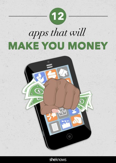12 apps that can actually make us money? Yes, please