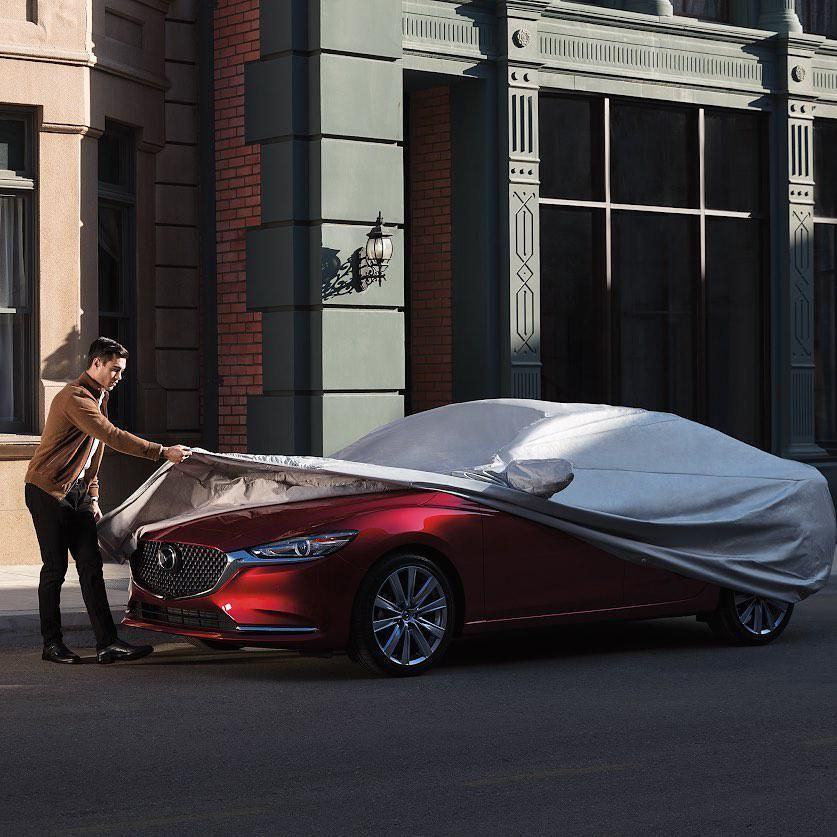 The 2019 Mazda6 Has Been Named A Top Safety Pick By The Insurance