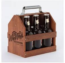 Image Result For Wooden Beer Box Plans Six Pack Beer Caddy