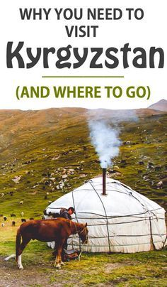 Guide to  Off the Beaten Path Travel in Kyrgyzstan