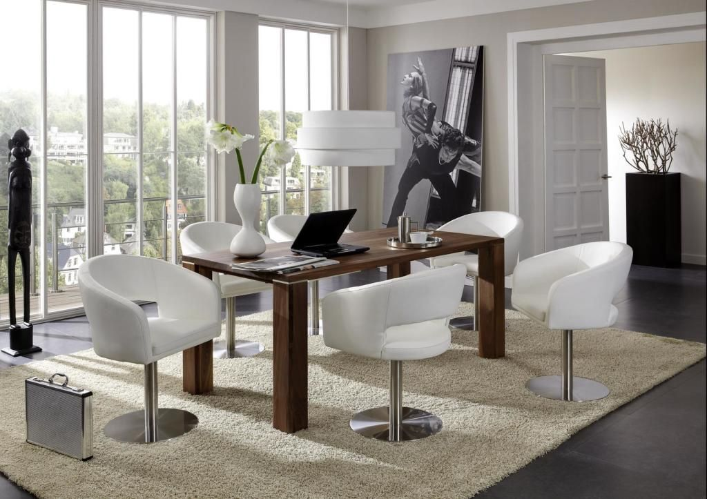 Diese Bequemen Esszimmer Stühle Von Niehoff Sorgen Für Mit   Esszimmer 2  Wahl