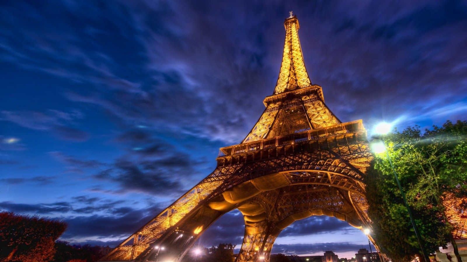 The Tower Is The Tallest Structure In Paris And The Most Visited
