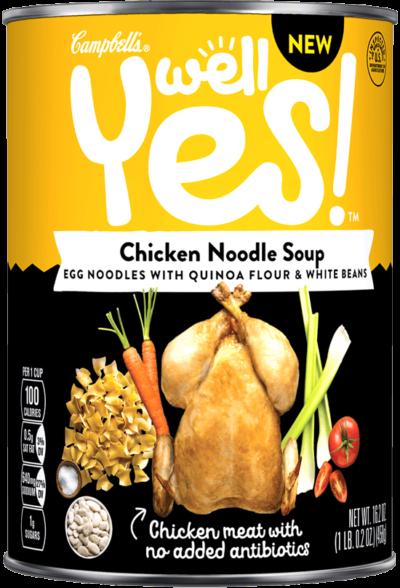Chicken Noodle Soup Campbells soup recipes, Food, Noodle