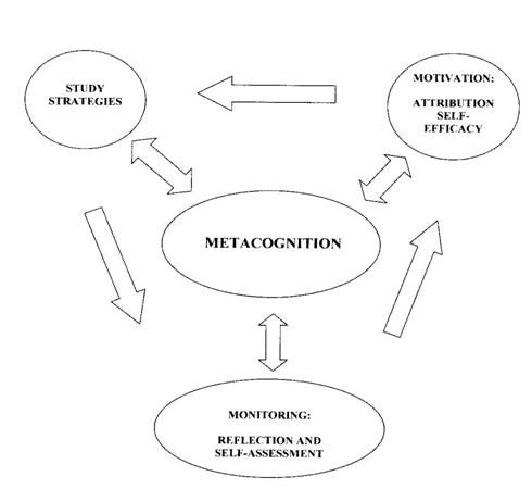 Metacognition. Knowing about knowing. this would be a