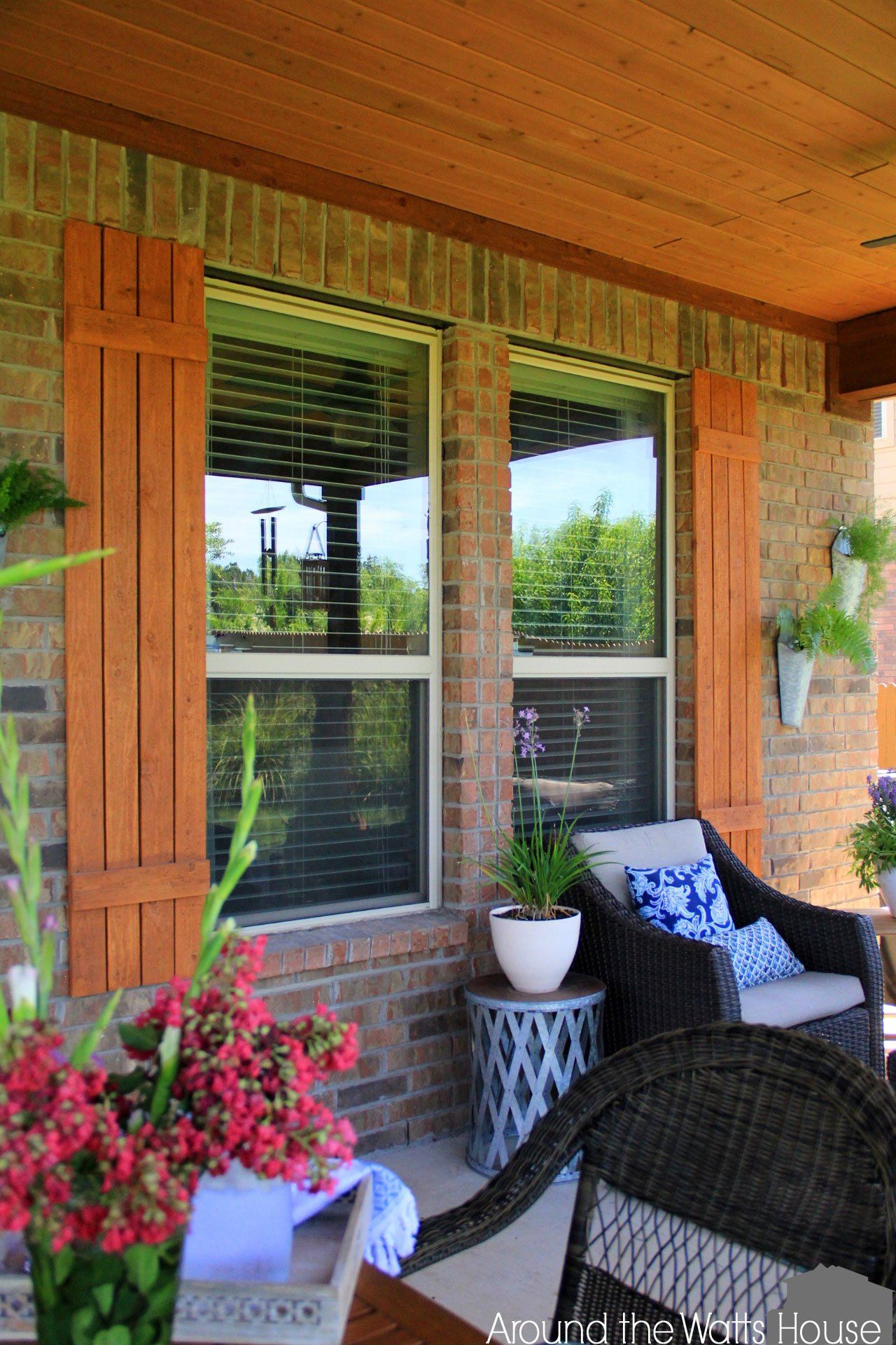 Cedar Shutters DIY Cedar shutters, Shutters exterior