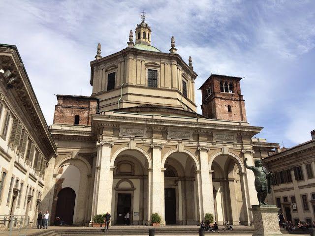 New post on my blog http://rompiballeontheroad.blogspot.co.uk/  #Milano #Milan #Italy #tour #travel #travelling #viaggi #city #citybreak #expo #expo2015 #architecture