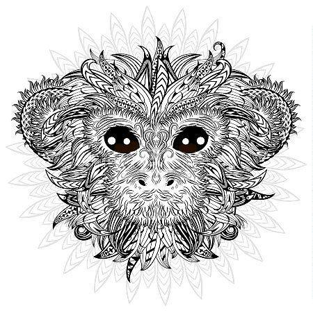 Pin By Loui Morphis On Tattoos Tattoos Tattoo Designs Monkey Tattoos